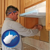 west-virginia a kitchen remodeling project